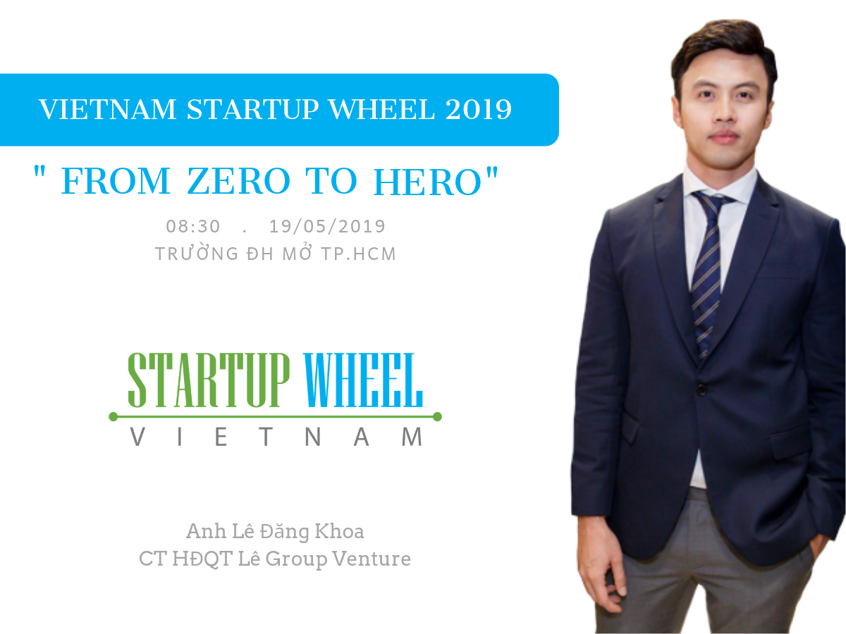 "Hội thảo ""FROM ZERO TO HERO"" :"